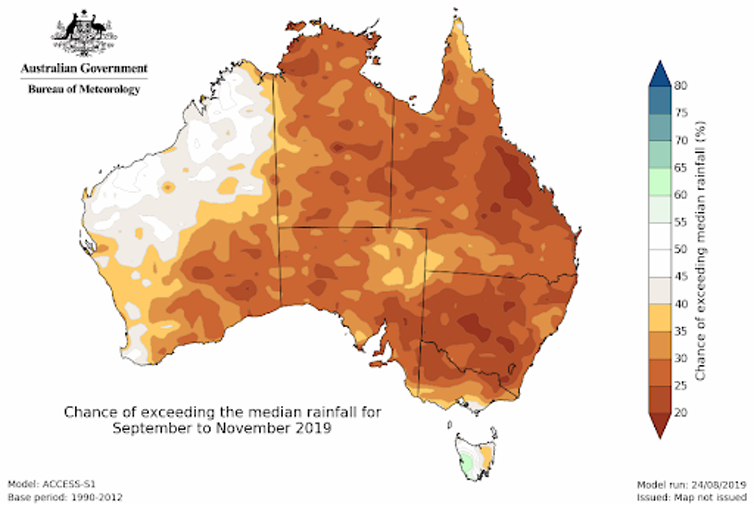 The winter was dry, the spring will likely be dry – here's why
