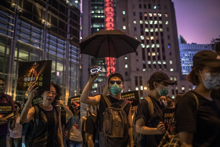 New research shows vast majority of Hong Kong protesters support more radical tactics