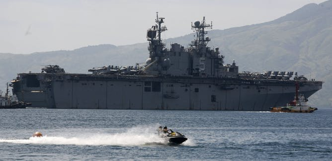 US military – News, Research and Analysis – The Conversation