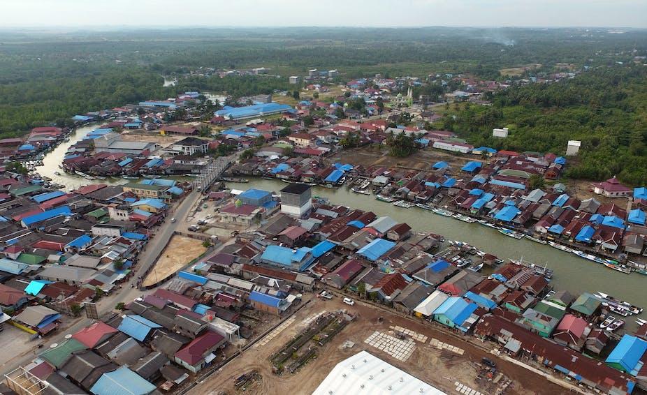 Moving Indonesia's capital city won't fix Jakarta's problems