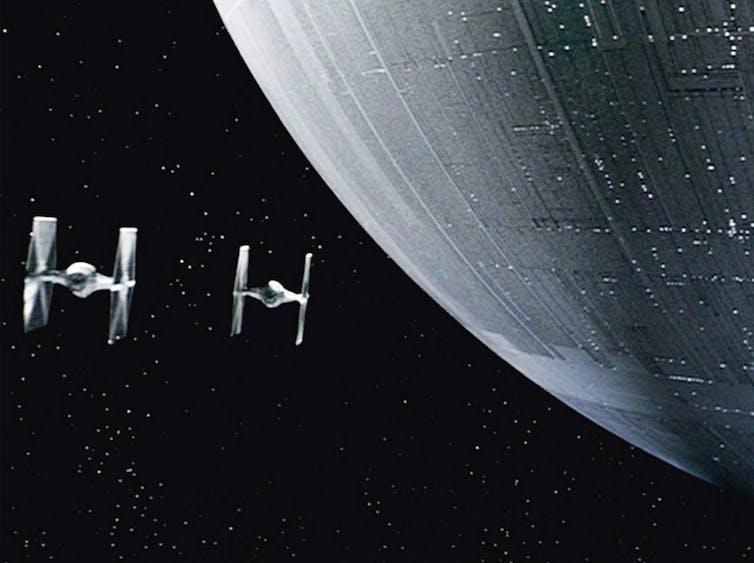 The Death Star - Star Wars