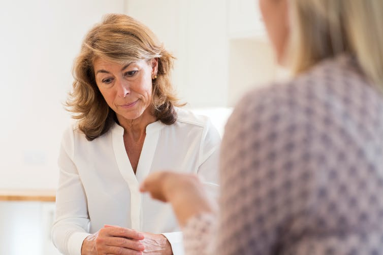 We don't know menopausal hormone therapy causes breast cancer, but the evidence continues to suggest a link