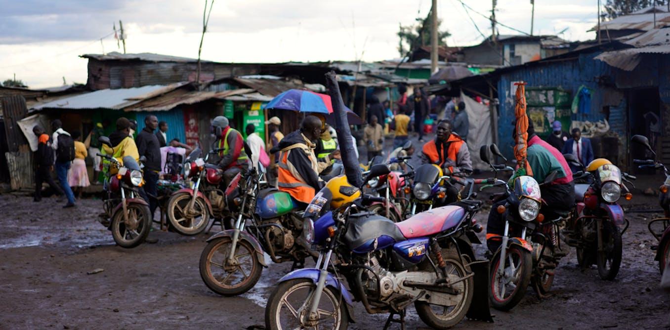 Bad habits drive health risks among Kenya's urban poor