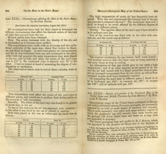 Eunice Newton Foote's paper