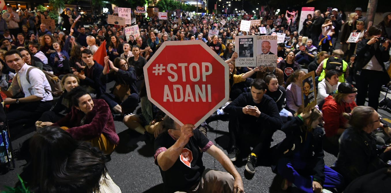 Indigenous people no longer have the legal right to say no to the Adani mine - here's what it means for equality