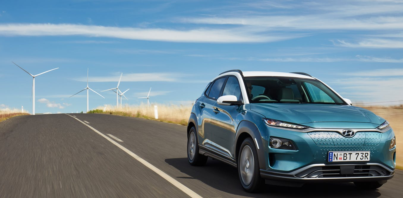 Clean, green machines: the truth about electric vehicle emissions