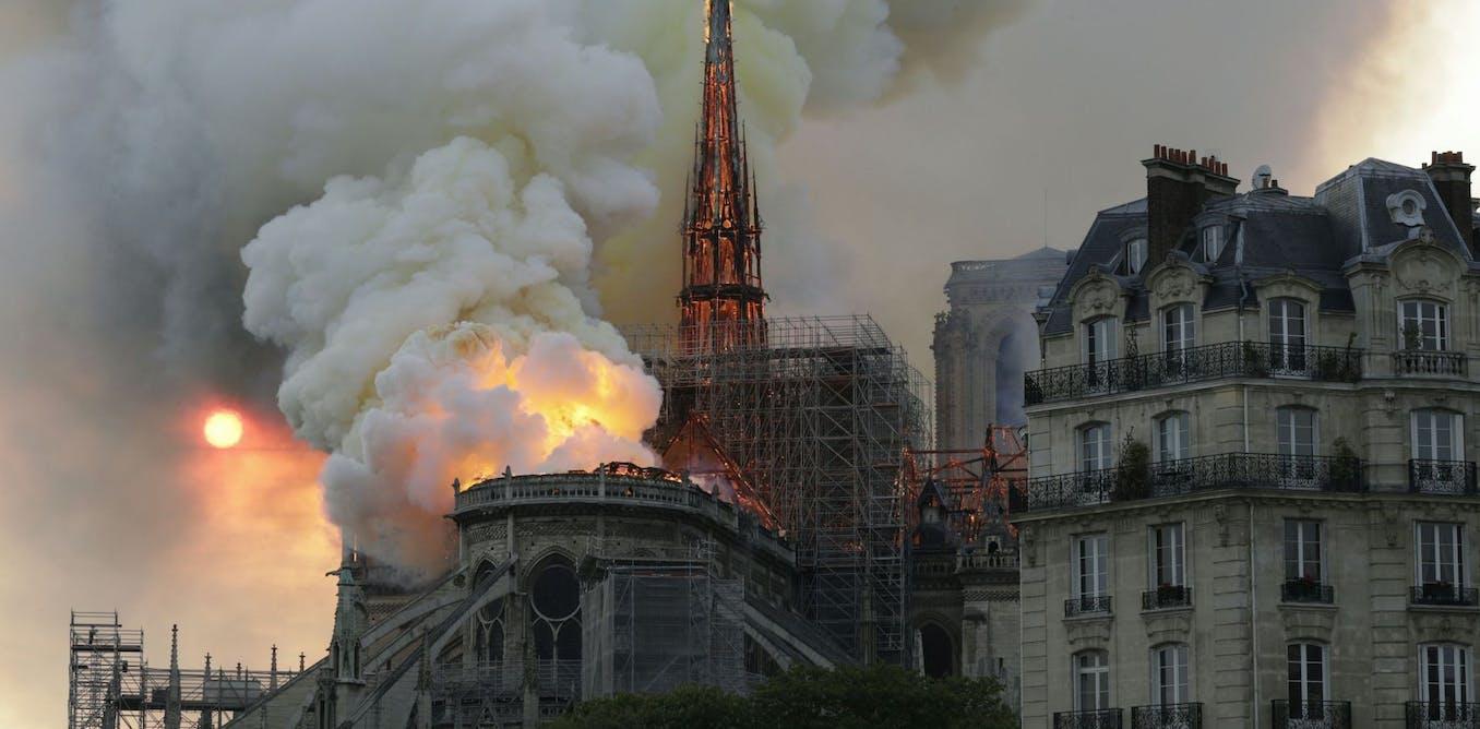 Notre-Dame de Paris : des mesures de contamination au plomb difficiles à interpréter