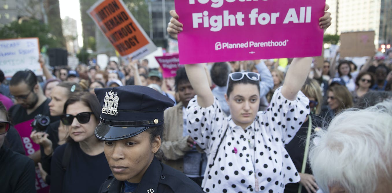 New abortion laws contribute to sexist environments that harm everyone's health