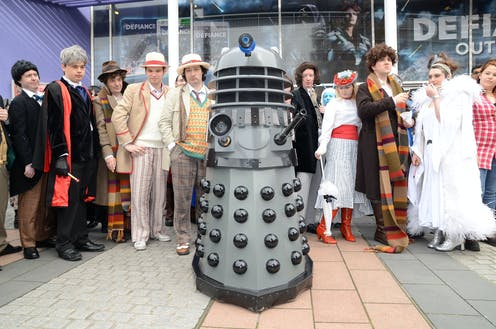 Timely intervention: how Doctor Who shapes public attitudes to science