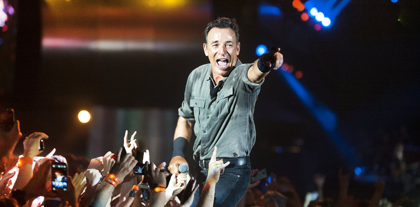 Bruce Springsteen: an Aristotle for our times