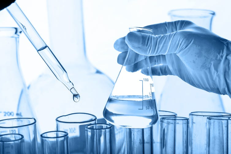 There's a way for modern medicine to cure diseases even when the treatments aren't profitable