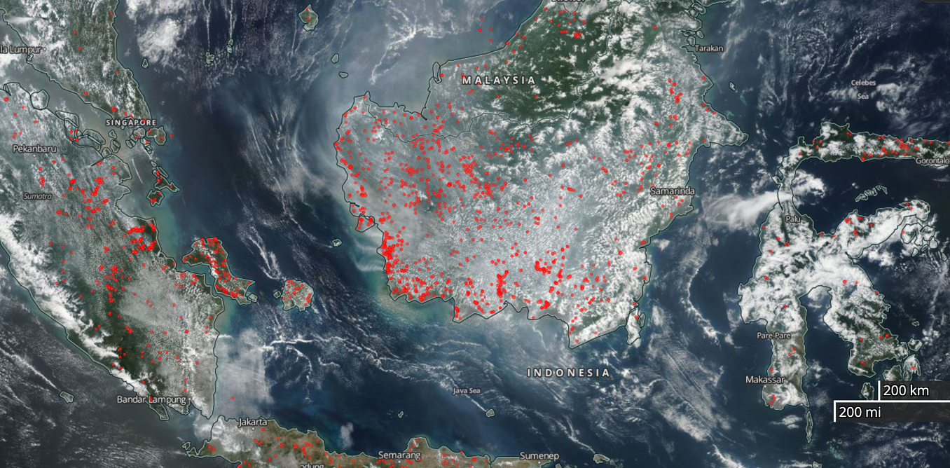 We built an app to detect areas most vulnerable to life-threatening haze