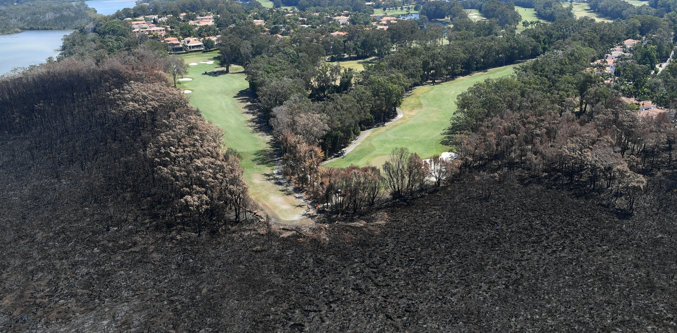 Climate change is bringing a new world of bushfires - The Conversation AU