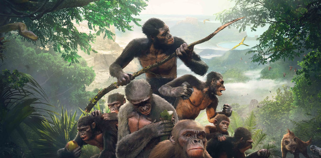 'Ancestors': a new game provides insights into how the first humans evolved