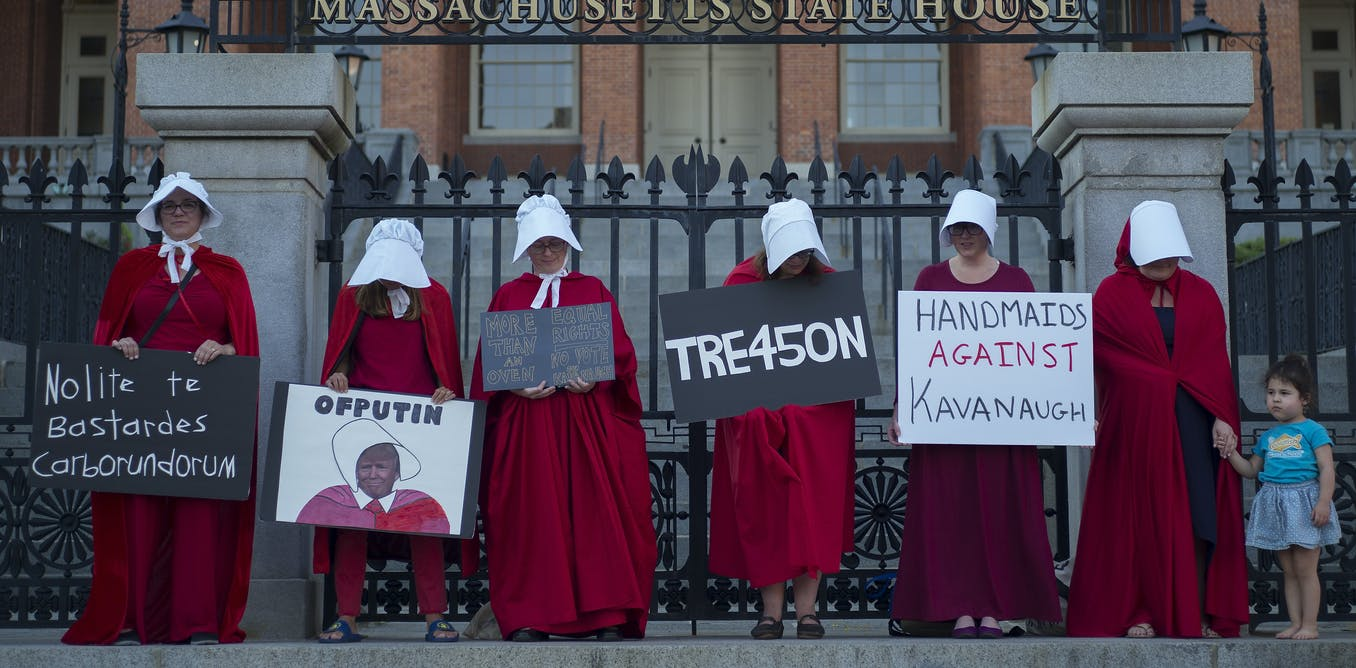 The Handmaid's Tale: no wonder we've got a sequel in this age of affronts on women's rights