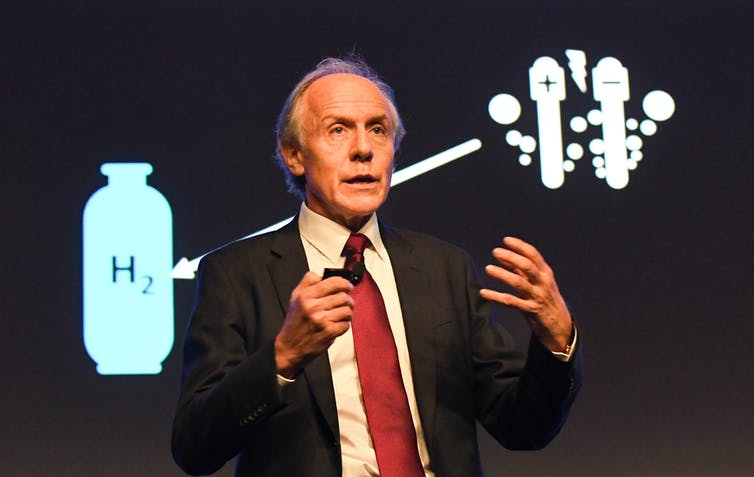 Australia's top scientist Alan Finkel pushes to eradicate bad science