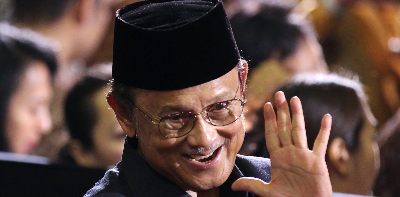 B.J. Habibie: mantan presiden dan insinyur hebat yang membangun industri pesawat nasional dengan renjana