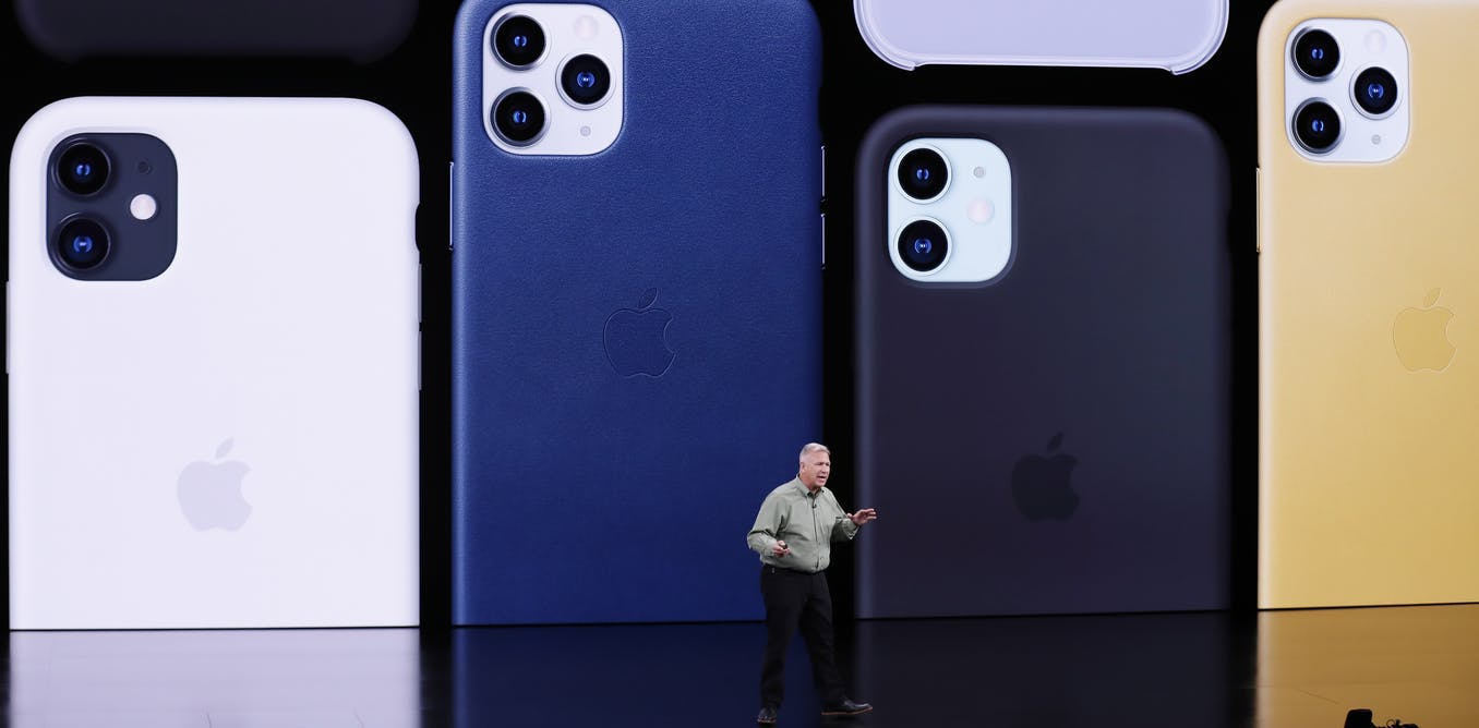 Apple's iPhone 11 Pro wants to take your laptop's job (and price tag)