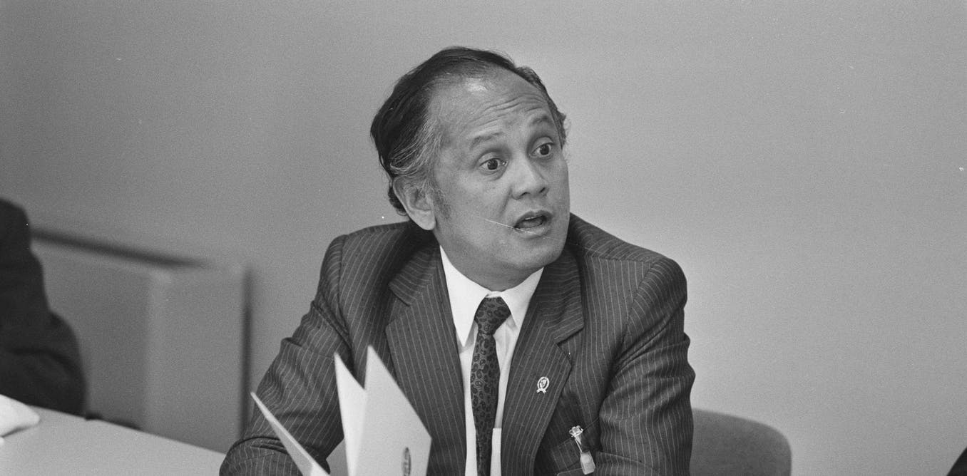 Former president B.J. Habibie was the best research and technology minister Indonesia ever had