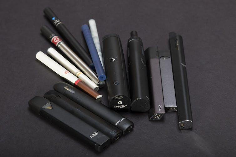 Cigarrillos electrónicos: otra fuente de nicotina y adicción disfrazada de