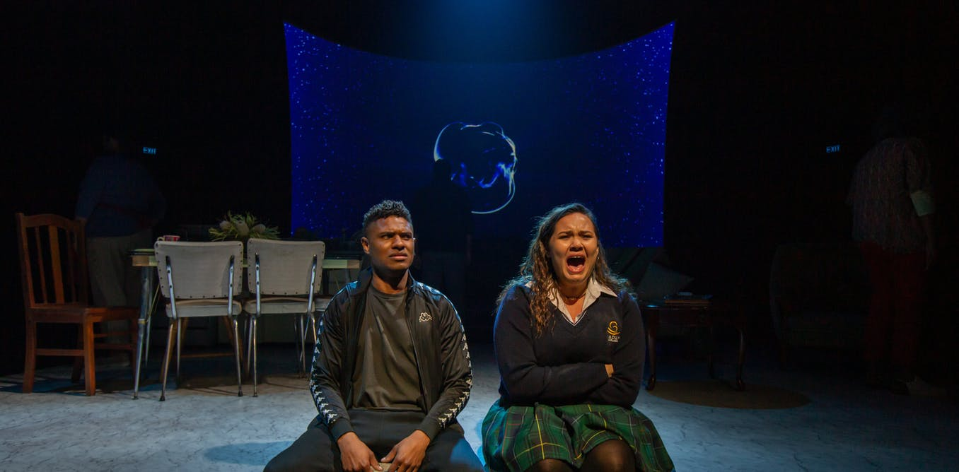 From Darkness review: family loss and sorry business that invokes laughter and tears