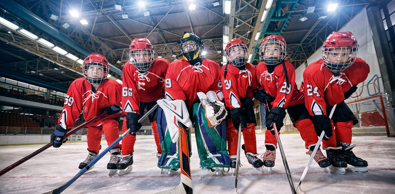Play-to-win attitudes in youth hockey sacrifice personal development for victory