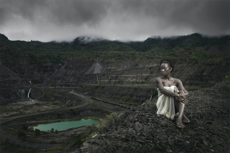 Pangua Mine photography