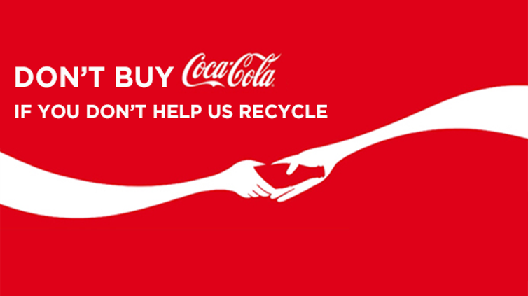 Stop shaming and start empowering: advertisers must rethink their plastic waste message