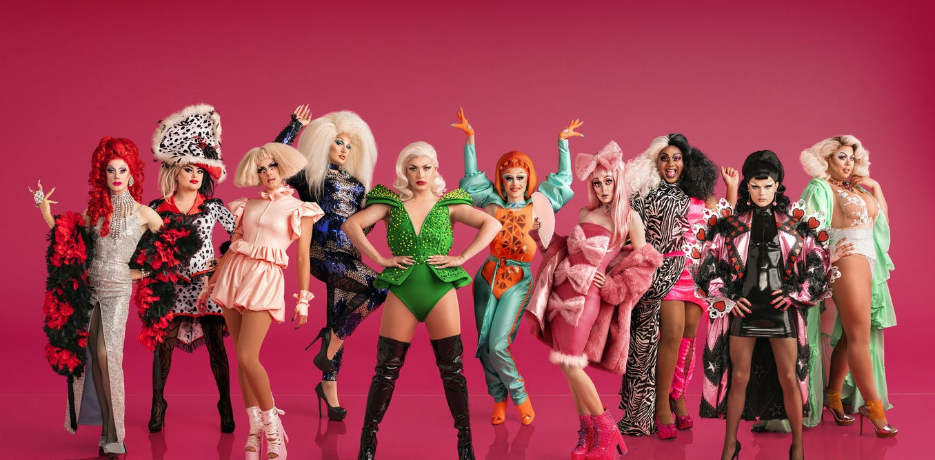 RuPaul's Drag Race is inventing a whole new internet subculture and language