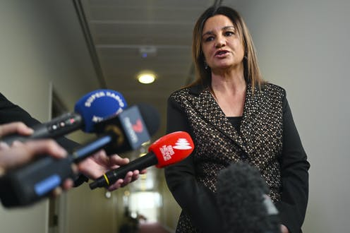 Jacqui Lambie mixes battler politics with populism to make her swing vote count