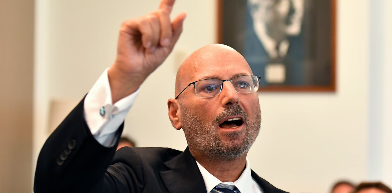Politics with Michelle Grattan: Arthur Sinodinos with some reflections and advice