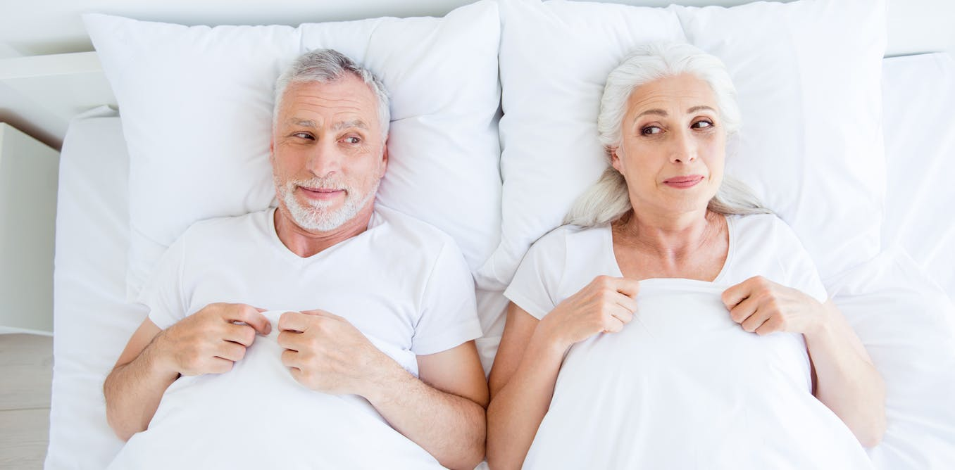 Having sex in older age could make you happier and healthier – new research