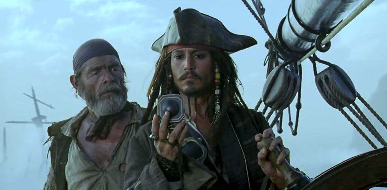 Why would anyone shiver their timbers? Here's how pirate words arrr preserving old language