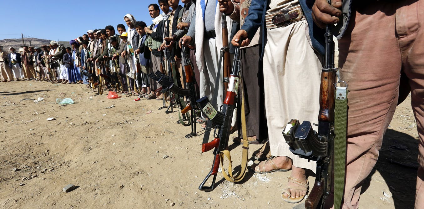 Yemen's Houthis – and why they're not simply a proxy of Iran