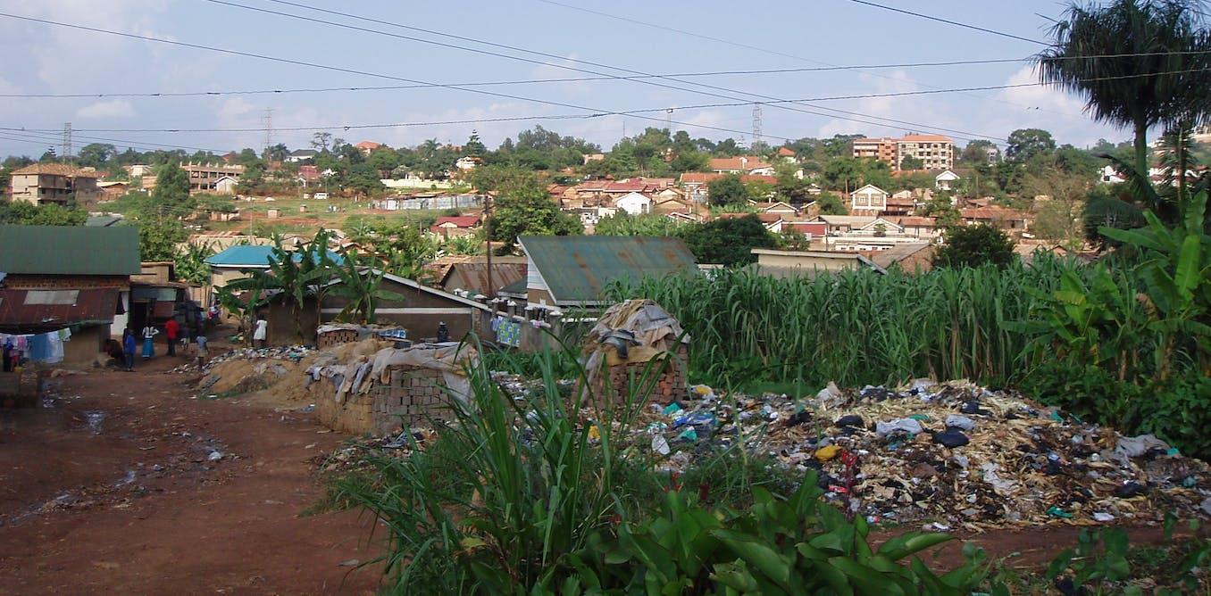 En Ouganda, ces bidonvilles qui s'emparent du recyclage des déchets organiques