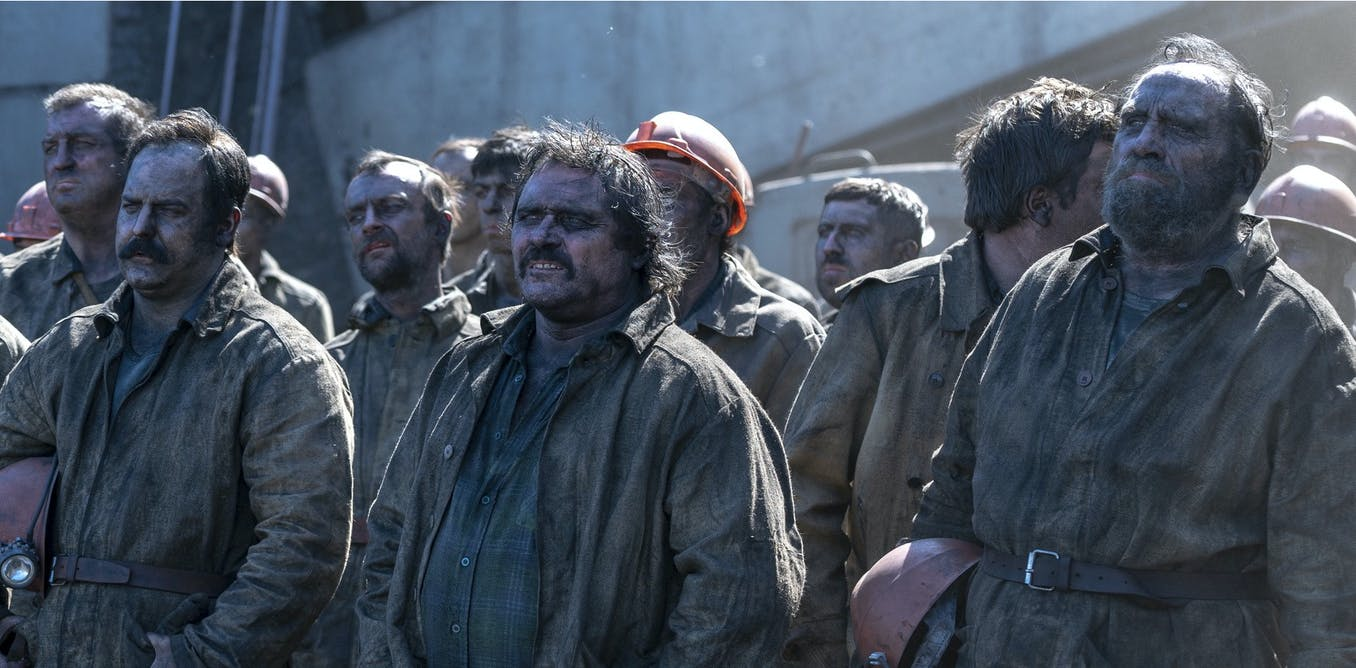 'Chernobyl' shows how mass mobilizations saved Europe and doomed the Soviet Union