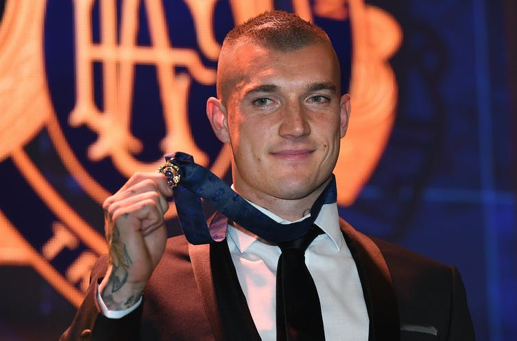Fairest and best? Status counts in the Brownlow Medal