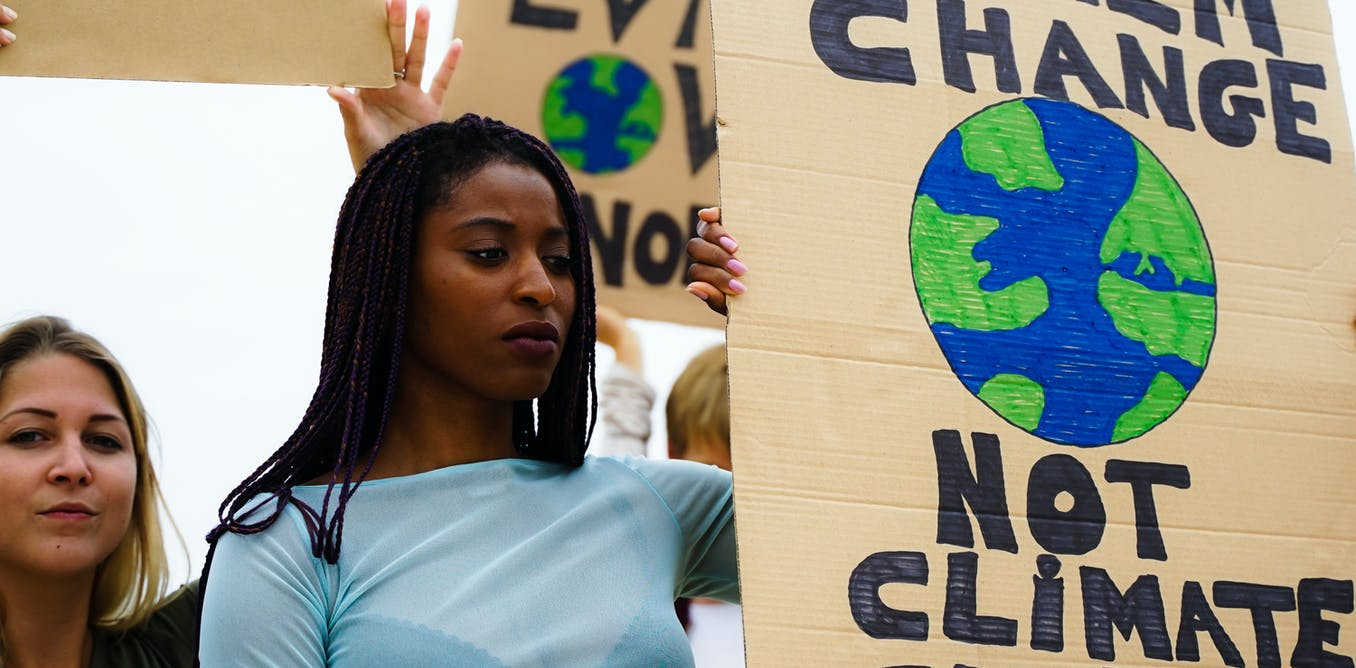 How the media can help young people create zero carbon societies