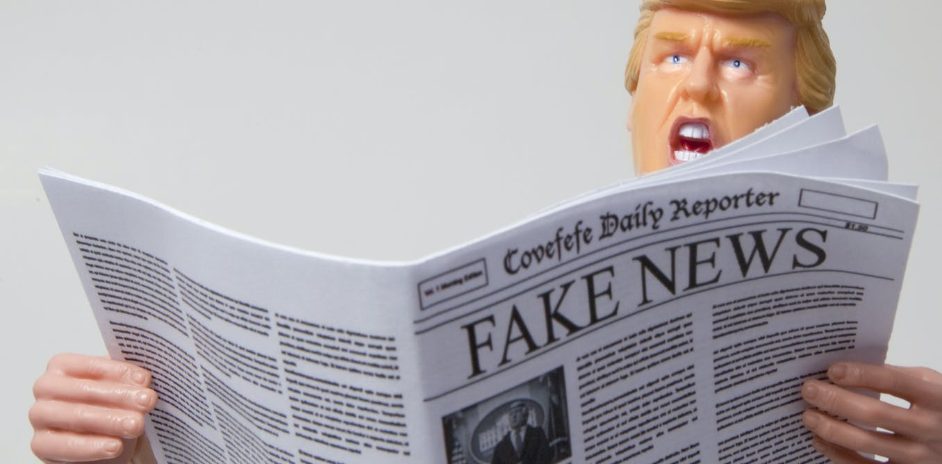Users (and their bias) are key to fighting fake news on Facebook – AI isn't smart enough yet