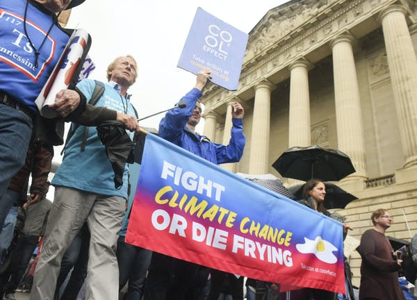 There's Evidence that Climate Activism could be Swaying Public Opinion in the US