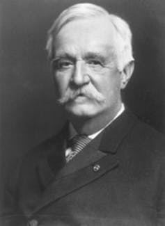 Morgan G. Bulkeley, governor of Connecticut, stayed on after his term ended when the legislature was deadlocked on the choice of governor. U.S. Congress