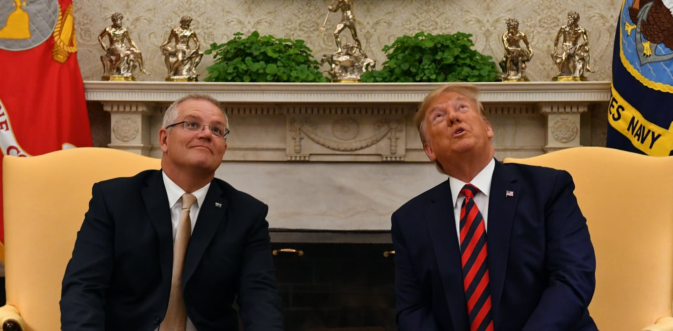 View from The Hill: To go to China you have to be invited: Morrison