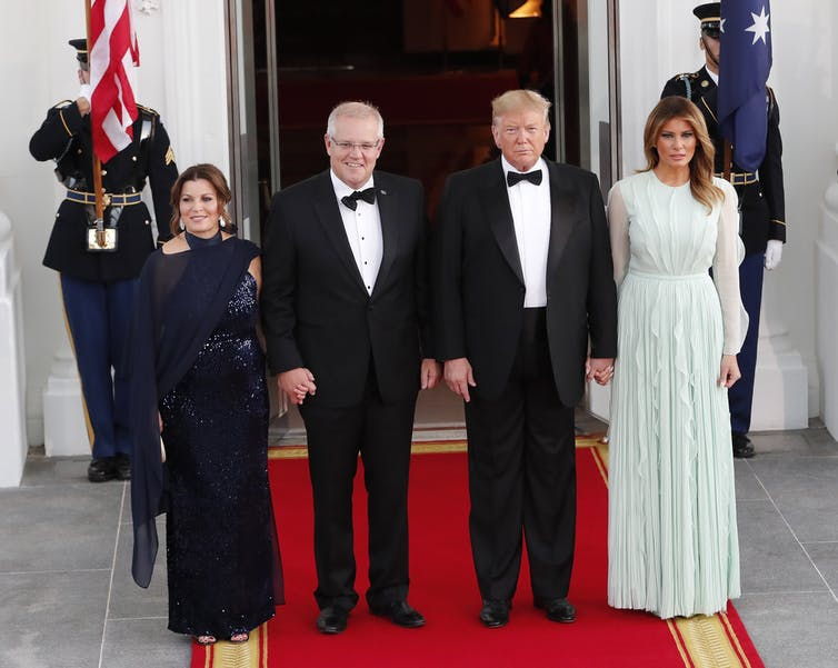 Yes, the US-Australia alliance is important, but Scott Morrison needs to take a careful approach with Donald Trump