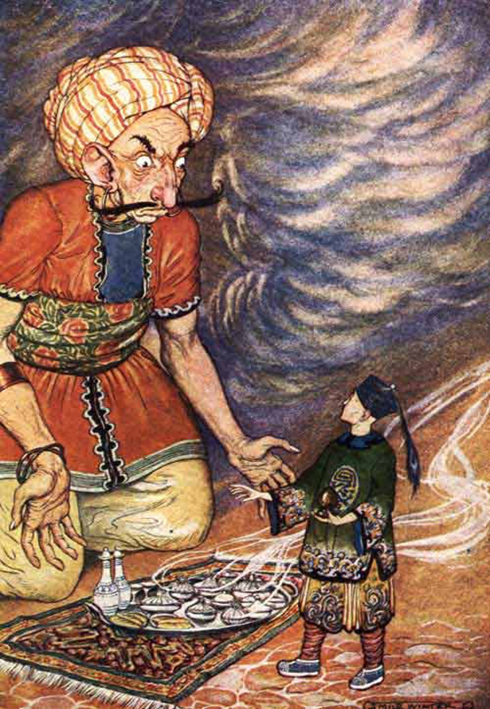 How the Arabian Nights stories morphed into stereotypes