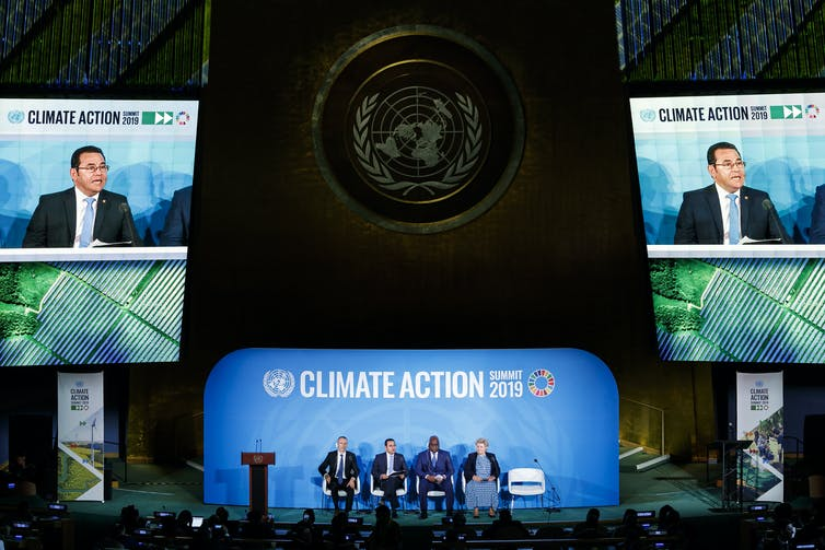 Highly touted UN climate summit failed to deliver