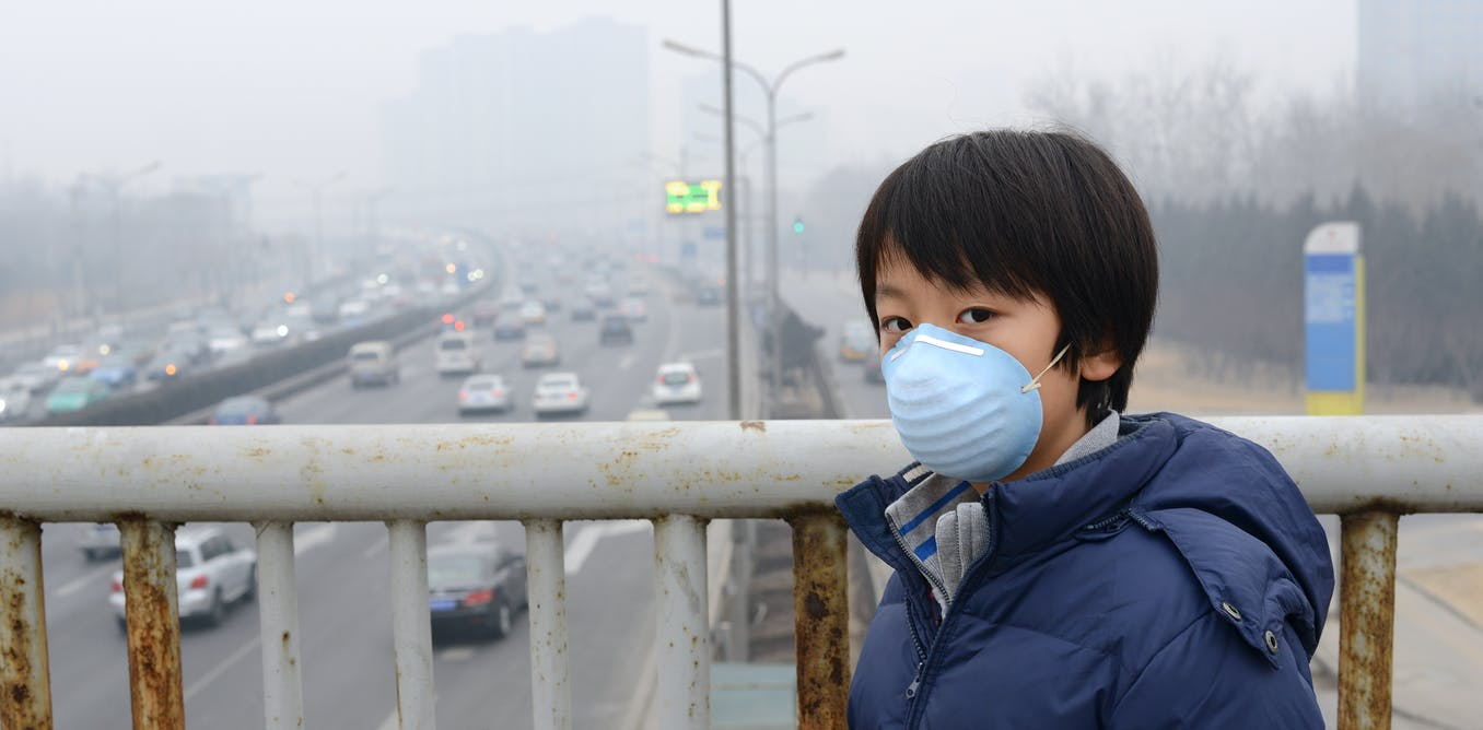 Air pollution in global megacities linked to children's cognitive decline, Alzheimer's and death