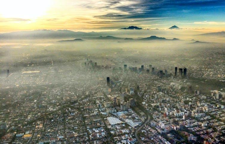 Polusi udara di kota-kota besar di dunia berpengaruh pada penurunan  kognitif anak, Alzheimer, dan kematian