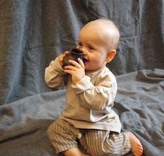 'Botol bayi' pertama dari 5.000 tahun lalu.