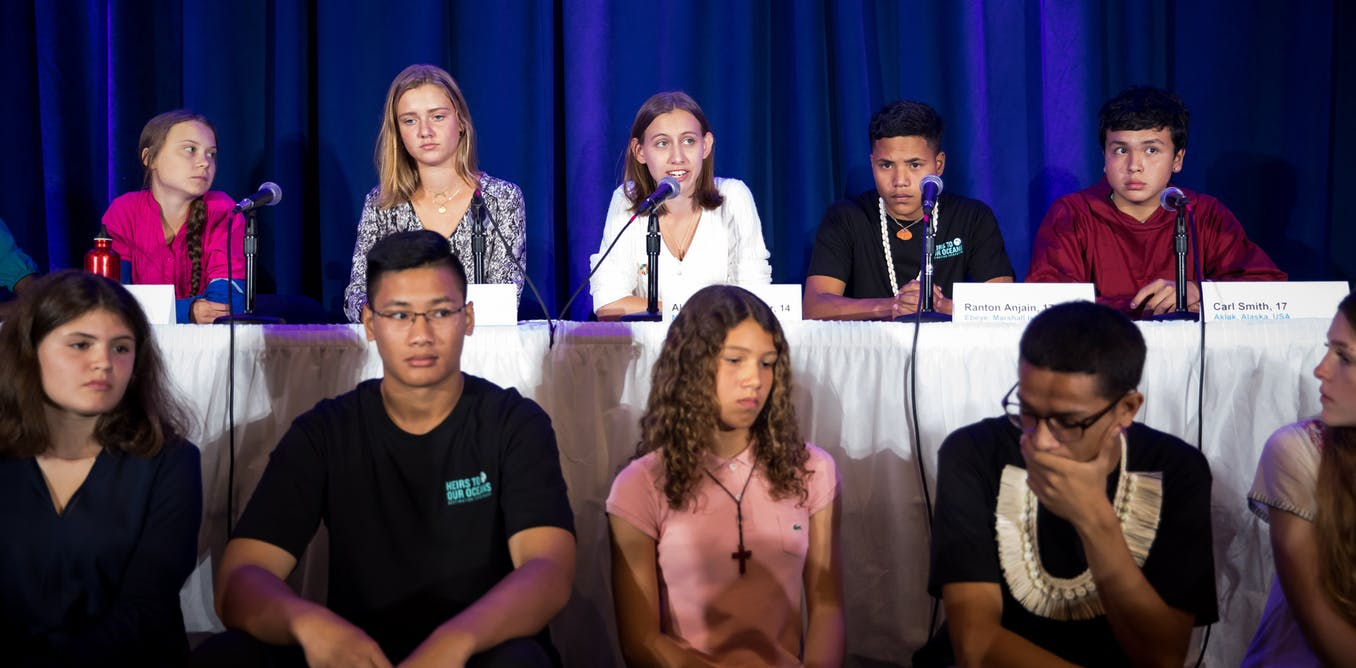 'We will never forgive you': youth is not wasted on the young who fight for climate justice