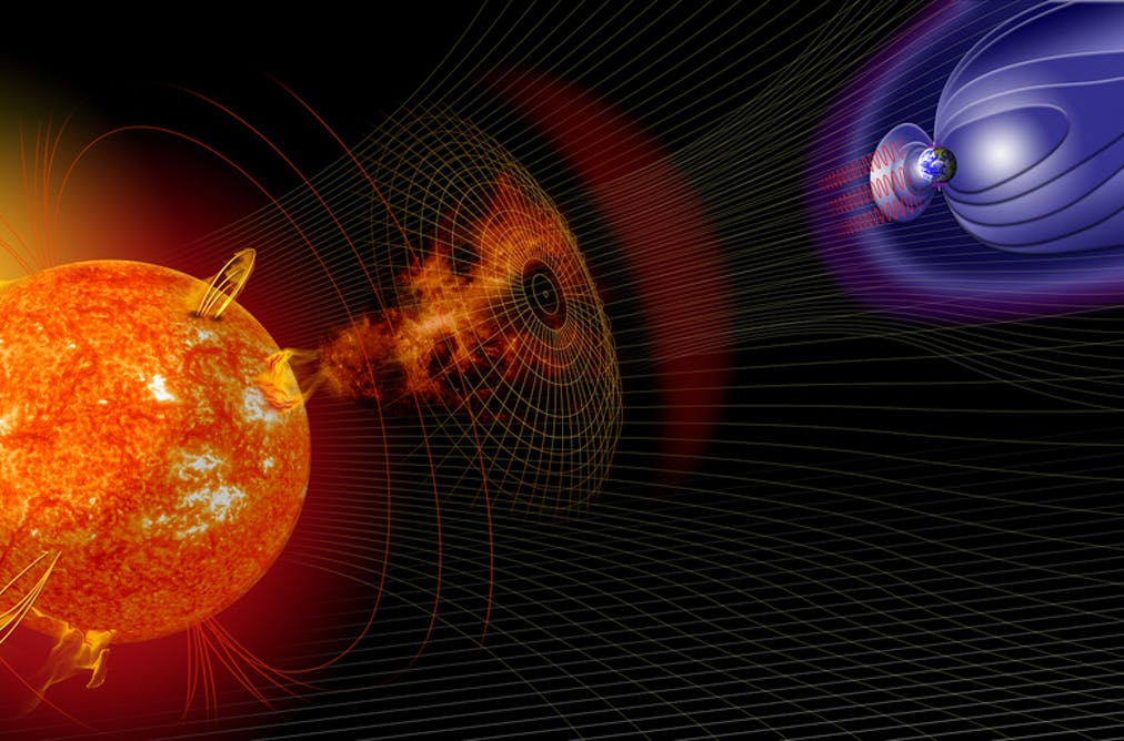Why the Earth's magnetic poles could be about to swap places